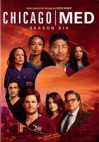 Chicago Med Season 6 (DVD)