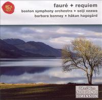 FAURÉ, G.: Requiem (Tanglewood Festival Chorus, Boston Symphony, Seji Ozawa)