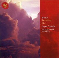 "MAHLER, G.: Symphony No. 1 in D Major, ""Titan"" /  Lieder Eines Fahrenden Gesellen (Stade, Ormandy, A. Davis)"