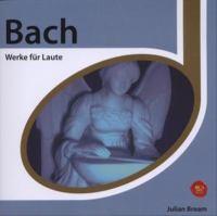 BACH, J.S.: Lute Music (Bream)