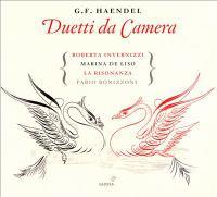 HANDEL, G.F.: Vocal Music (Duetti Da Camera (De Liso, Invernizzi, La Risonanza)
