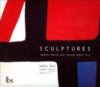 Chamber Music - FRANÇAIX, J. / SCHUMANN, R. / BACH, J.S. / HINDEMITH, P. / FALLA, M. De (Sculptures) (Anima Duo)
