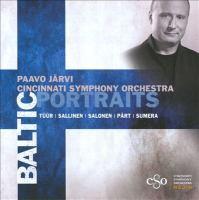 Orchestral Music - TUUR, E.-S. / SALLINEN, A. / SALONEN, E.-P. / PART, A. / SUMERA, L. (Cincinnati Symphony, P. Jarvi)