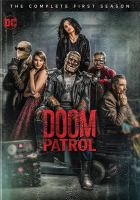 Doom Patrol Season 1 (DVD)