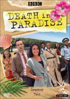 Death in Paradise Season 10 (DVD)
