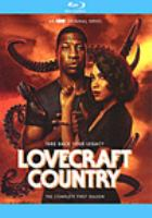 Lovecraft Country Season 1 (Blu-ray)