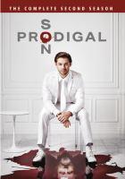 Prodigal Son Season 2 (DVD)