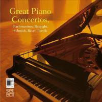Piano Concertos - RACHMANINOV, S. / RESPIGHI, O. / SCHMIDT, F. / RAVEL, M. / BARTÓK, B. (Würtz, S.I. Bartoli, R. Schirmer)