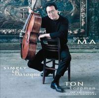 YO-YO MA: Simply Baroque