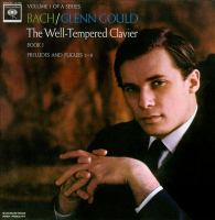 BACH, J.S.: Well-Tempered Clavier (The), Book 1 (excerpts) (Gould)