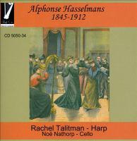 HASSELMANS, A.: Harp Music (Talitman)
