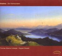 BRAHMS, J.: Violin Sonatas Nos. 1-3 (Irnberger, Sinaiski)