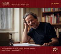 ERÖD, I.: Violin Concerto / Violin Sonatas Nos. 1-2 / 3 Stücke (Irnberger, Korstick, Israel Chamber Orchestra, Sieghart)