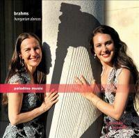 BRAHMS, J.: 21 Hungarian Dances, WoO 1 (arr. for Harp and Piano) (Duo Praxedis)