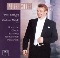 Polish songs