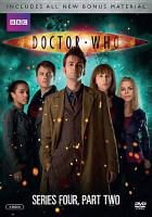 Doctor Who Series 4, Part 2