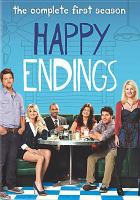 Happy endings. The complete first season