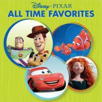 Disney Pixar all time favorites