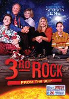 3rd rock from the sun. The complete season one