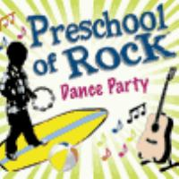Preschool of rock dance party