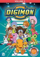 Digimon digital monsters. The official first season, Vol. 3