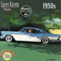 America's top ten hits. Driving in the 50s