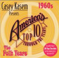 America's top ten. 1960s, The folk years