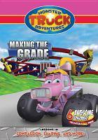 Monster truck adventures. Making the grade