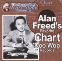 Alan Freed's favorite chart doo wop records