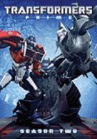 Transformers prime. Season two