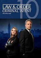 Law & order, criminal intent. The final year '11 season
