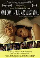 Nina Conti her master's voice