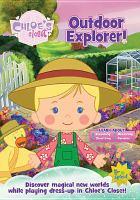 Chloe's closet. Outdoor explorer