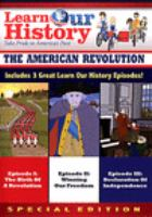 Learn our history. The American revolution