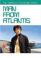 The man from Atlantis. The complete TV movies collection