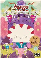 Adventure time. The suitor