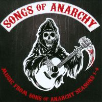 Songs of anarchy music from Sons of Anarchy, seasons 1-4.
