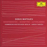Shostakovich, Schnittke, Lutosławski, Kammerorchester Wien - Berline , Gabor Tarkovi