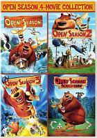 Open Season 4-movie Collection
