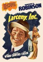 Larceny, Inc