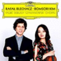 Fauré, Debussy, Szymanowski, Chopin