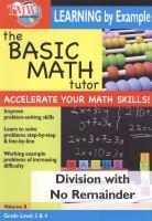 The Basic Math Tutor