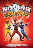 Power Rangers, Ninja Storm