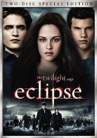 Eclipse, The Twilight Saga
