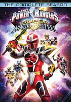 Saban's Power Rangers Super Ninja Steel