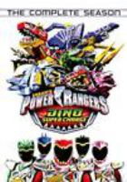 Saban's Power Rangers Dino Super Charge