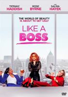 Like A Boss(Blu-ray,Salma Hayek)