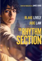 The Rhythm Section(Blu-ray,Jude Law)