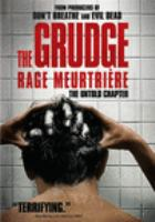 """The Grudge(DVD)""""The Untold Chapter"""""""