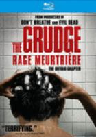 "The Grudge(Blu-ray)""The Untold Chapter"""